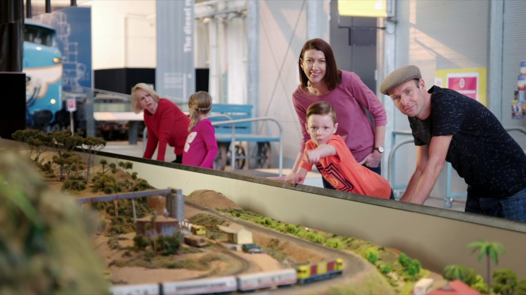 The Workshops Rail Museum Video – Queensland Museum