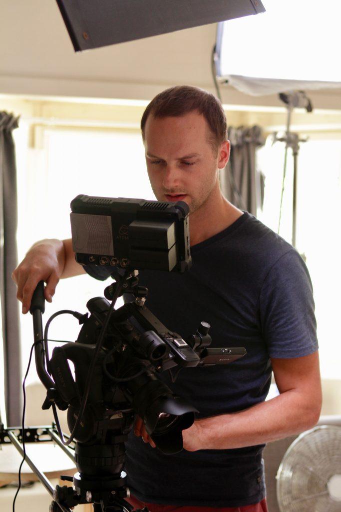 Edwin Davis - Camera Operator in Brisbane, Queensland